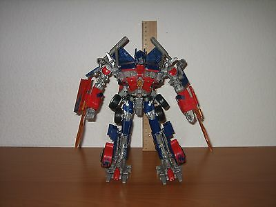 Transformers Figur - Optimus Prime - ROTF Leader - Autobot - Licht & Sound