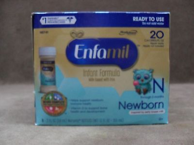 Enfamil Newborn Ready to use Formula NIB Expires 07/01/2017