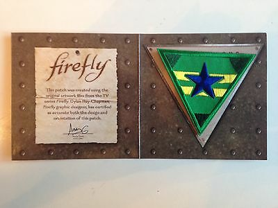 Insigne / Ecusson - Série 'Firefly' - Independents Patch