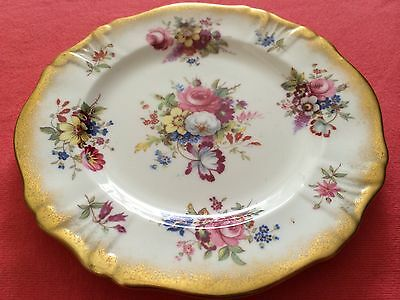 """(#2) Lady Patricia by Hammersley (UK) Bone China Bread/Butter 6"""" Plate"""