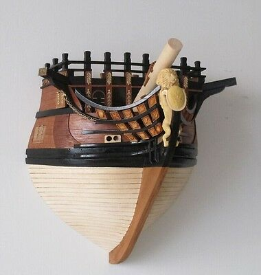 Peter The Great's Flagship INGERMANLAND Bow Scale 1:50 Model Ship Kits Freepost