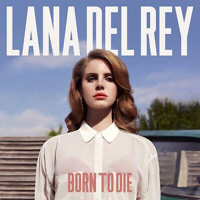 Lana Del Rey Born to Die NEW SEALED VINYL LP *FREE UK POST *WORLD SHIP