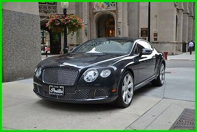2012 Bentley Continental GT 2012 Bentley GT 2012 Used Turbo 6L W12 48V Automatic AWD