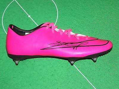 Liverpool FC and England Steven Gerrard Signed Brand New Football Boot