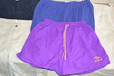 """(5 LOT) 30"""" - 31"""" Waist SUMMER PANTS - SHORTS Casual Lightly Used WOW SUPER DEAL"""