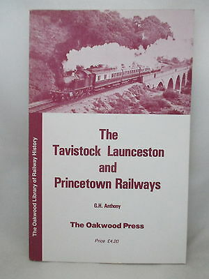 The Tavistock, Launceston & Princetown Railways. Great Western Railway