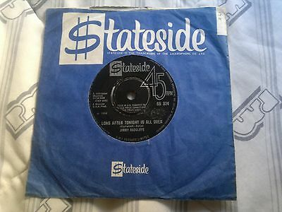 """Jimmy Radcliffe - Long after tonight is all over - STATESIDE  45s""""   Northern"""