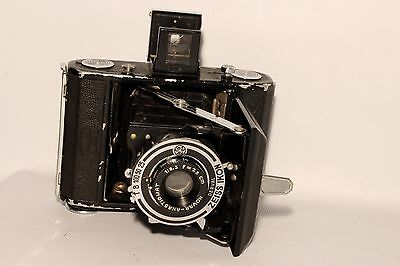 Zeiss Ikon Nettar 515 Film Camera Folding Front Good Working Condition (Used)