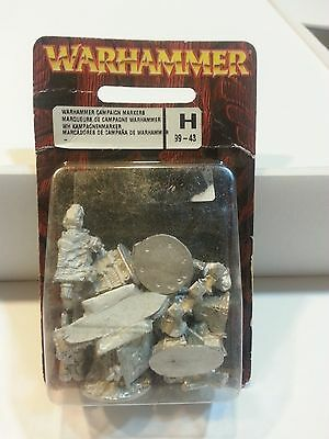 Warhammer Fantasy Campaign Markers