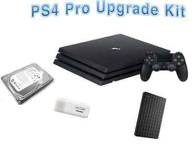 2TB PS4 Pro hard drive upgrade kit