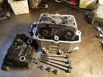 2010 KTM 250 SX-F Cylinder Head with Cams and Valves