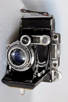 Zeiss Ikon Super Ikonta 531/2 With Tessar 105 Mm 1:3.5 Good Working Cond (Used)