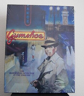 Gumshoe The Hardboiled Detective In The Thirties Game! Vintage! Rare!
