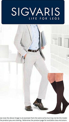 SIGVARIS 189 Well Being MEN Business Casual Support Compression Socks 15-20 mmHg