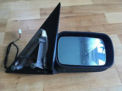 Bmw E46 320D Es 2004 Offside/ Driver Side Wing Mirror