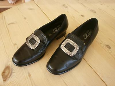 ADULT EU 39  NORWEGIAN BUNAD SHOES   FROM NORWAY excellent