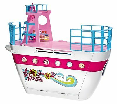 Mattel Barbie Sisters Cruise Ship (X3209)  - NEW, but box is shopworn