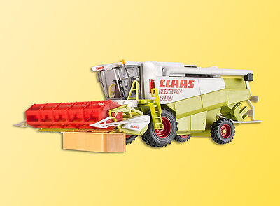 Viessmann 20859 Combine harvester CLAAS with Headlights and the rotating Reel,H0
