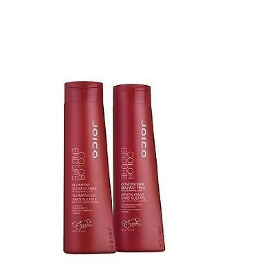 Joico Color Endure Shampoo and Conditioner for long-lasting color KIT, Shampo...