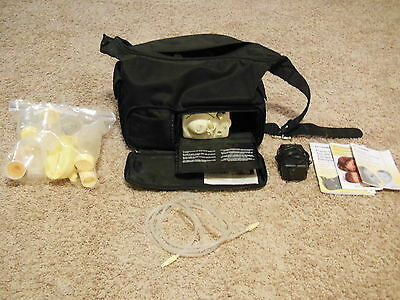 Medela Pump In Style Advanced Breast Pump  with Tote & Extras