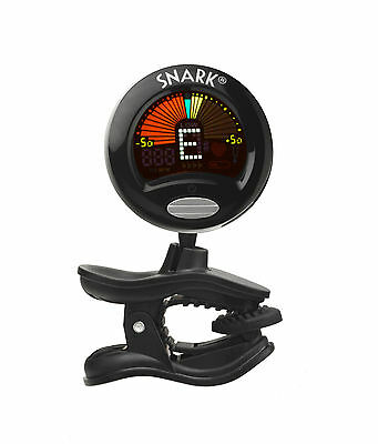 Snark SN-5 Tuner for Guitar, Bass and Violin Black