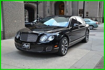 2012 Bentley Continental Flying Spur Financing available for $812 per month 2012 Bentley Continental Flying Spur Beluga call Roland Kantor 847-343-2721