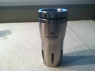 ACURA Automotive Stainless Steel Tumbler Travel Coffee Mug - New