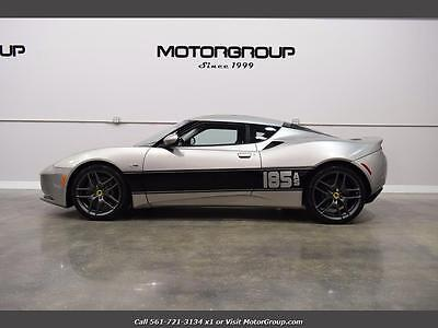 2011 Lotus Evora Base Coupe 2-Door 2011 Lotus Evora 6 Speed LOADED! MSRP $85.175, BUY $695/month FL