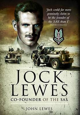Jock Lewes Co-Founder of the SAS - 9781844156153