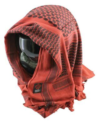 Paintball Assassin - Shemagh - Red.