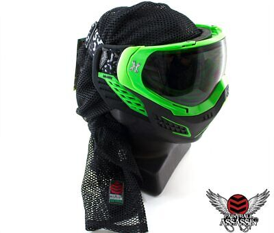 Paintball Assassin - Tactical Mesh Shemagh - Black.