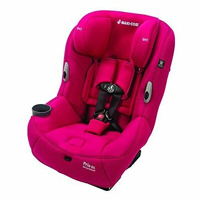NEW Maxi-Cosi Pria 85 Ribble Knit Convertible Child Safety Car Seat Havana Pink