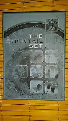 The Cocktail Set - 50 Recipe Cards Boxed Set