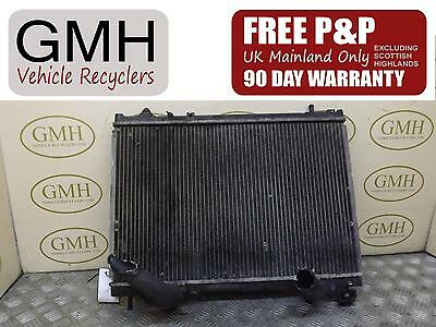 Fiat Multipla 1.9 Diesel Water Coolant Radiator With A/c 1999-2004§