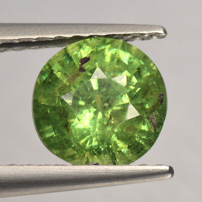 1.50Cts AMAZING FINE QUALITY RARE COLOR CHANGING AFRICAN DEMANTOID GARNET