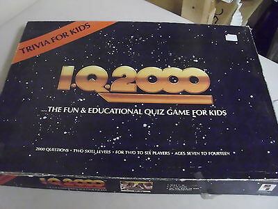 Playtoy I. Q. 2000 Board Game Replacement Pieces Only