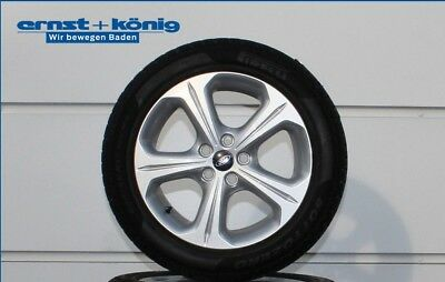 4 Winterräder FORD GALAXY / S-MAX 225/50 R17 XL 98H Winterreifen Michelin