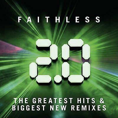 FAITHLESS ~ 2.0 REMIXES ~ 2 X 180gsm VINYL LP ~ *NEW AND SEALED*
