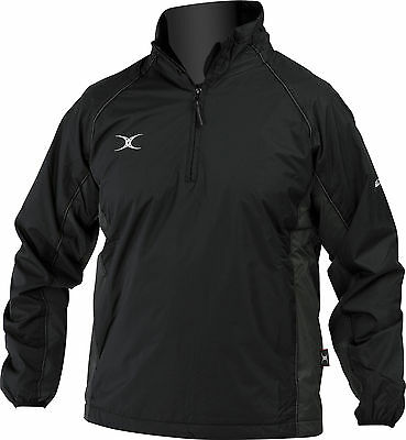 Clearance Line New Gilbert Rugby* Storm Shower Jacket Black* Navy* Red* 2Xs -3Xl