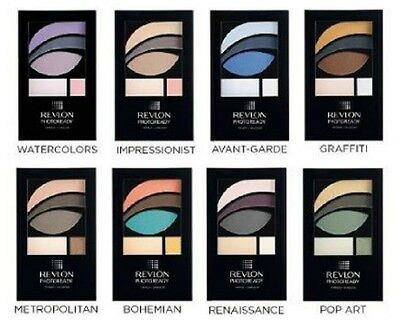 Revlon Photoready Primer,Shadow Sparkle Eyeshadow Palette Choose Your Shade NEW