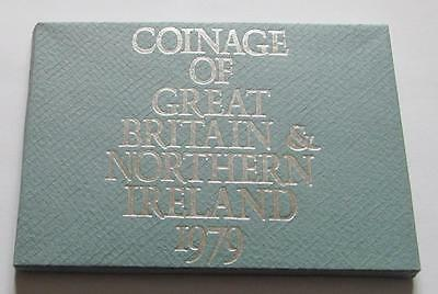 Royal Mint Proof Coin Set 1979 - Good 38 Year Old Set in really good condition