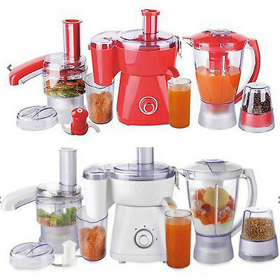 Food Processor 7 in 1 400W Multi-function For home and kitchen use Brand new
