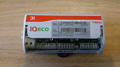 Trend Iqeco 31 Terminal Controller  Iqe31/p/bac/1Sfanwr2B/24Vac *programmable*