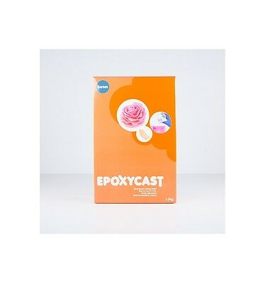 EPOXYCAST CLEAR CASTING RESIN 1500g