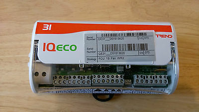 Trend Iqeco 31 Terminal Controller  Iqe31/p/bac/1Sfanwr2B/24Vac *programmable* 0