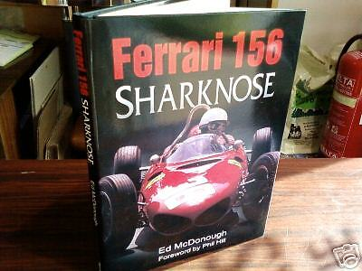 Ferrari 156 Sharknose Book Phil Hill Chris Rea Ginther