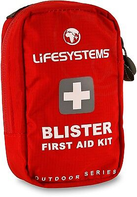 Lifesystems Blister First Aid Kit / manufactured to European quality standards