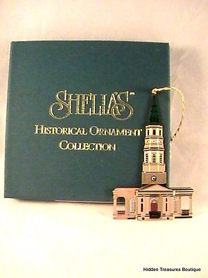 Sheila's Historical Ornament Collection-1995 St. Phillips Church