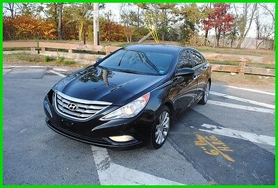 2011 Hyundai Sonata SE 2.0T Turbo Sport Repairable Rebuildable Salvage Wrecked Runs Drives EZ Project Needs Fix Save Big