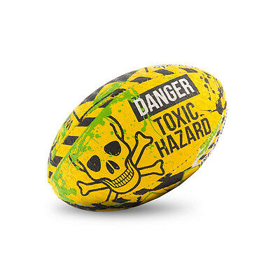 Optimum Hazard Rugby Ball -  Size 4 And Mini  Free Postage